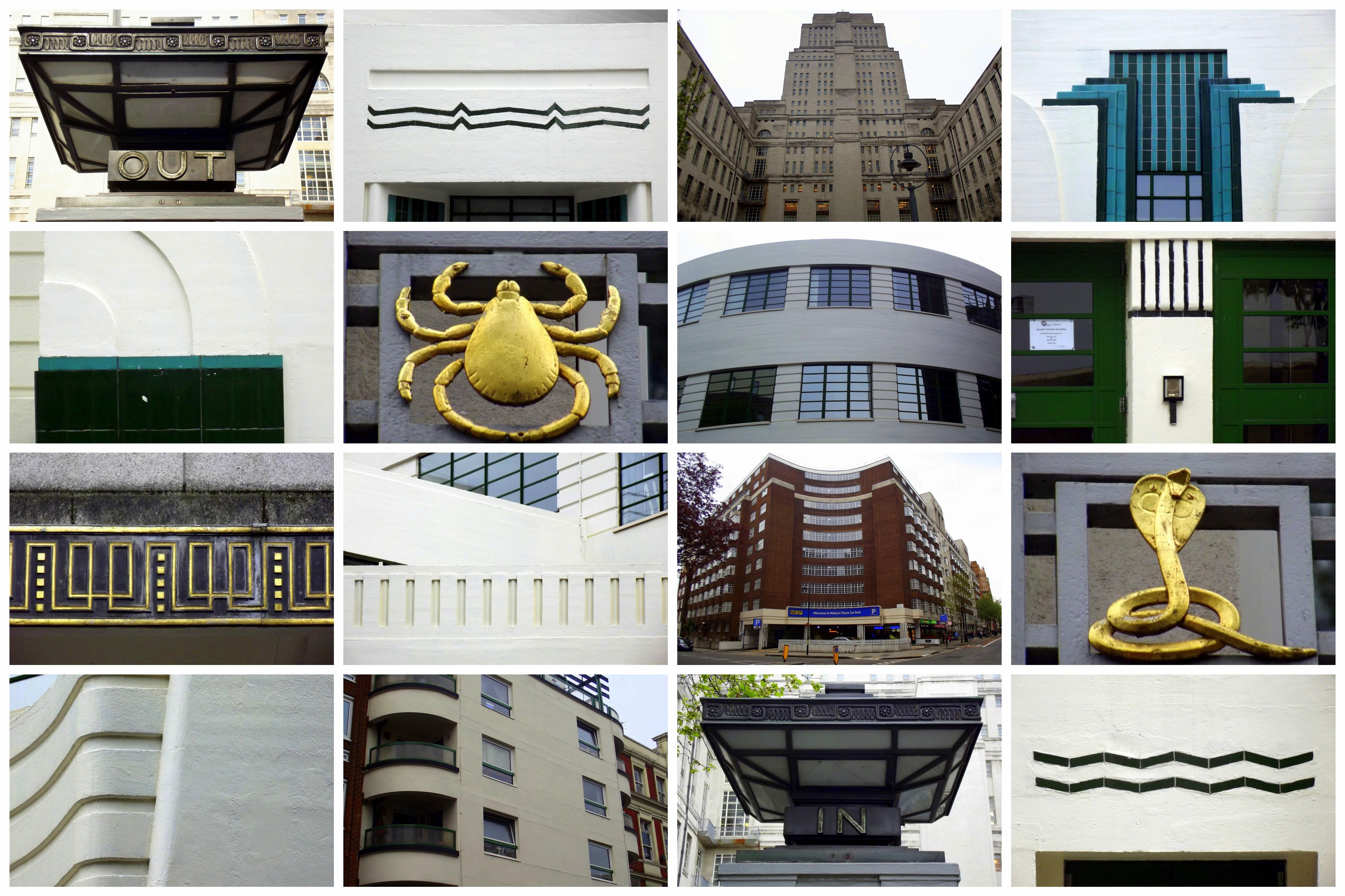 art deco in bloomsbury london unravelled