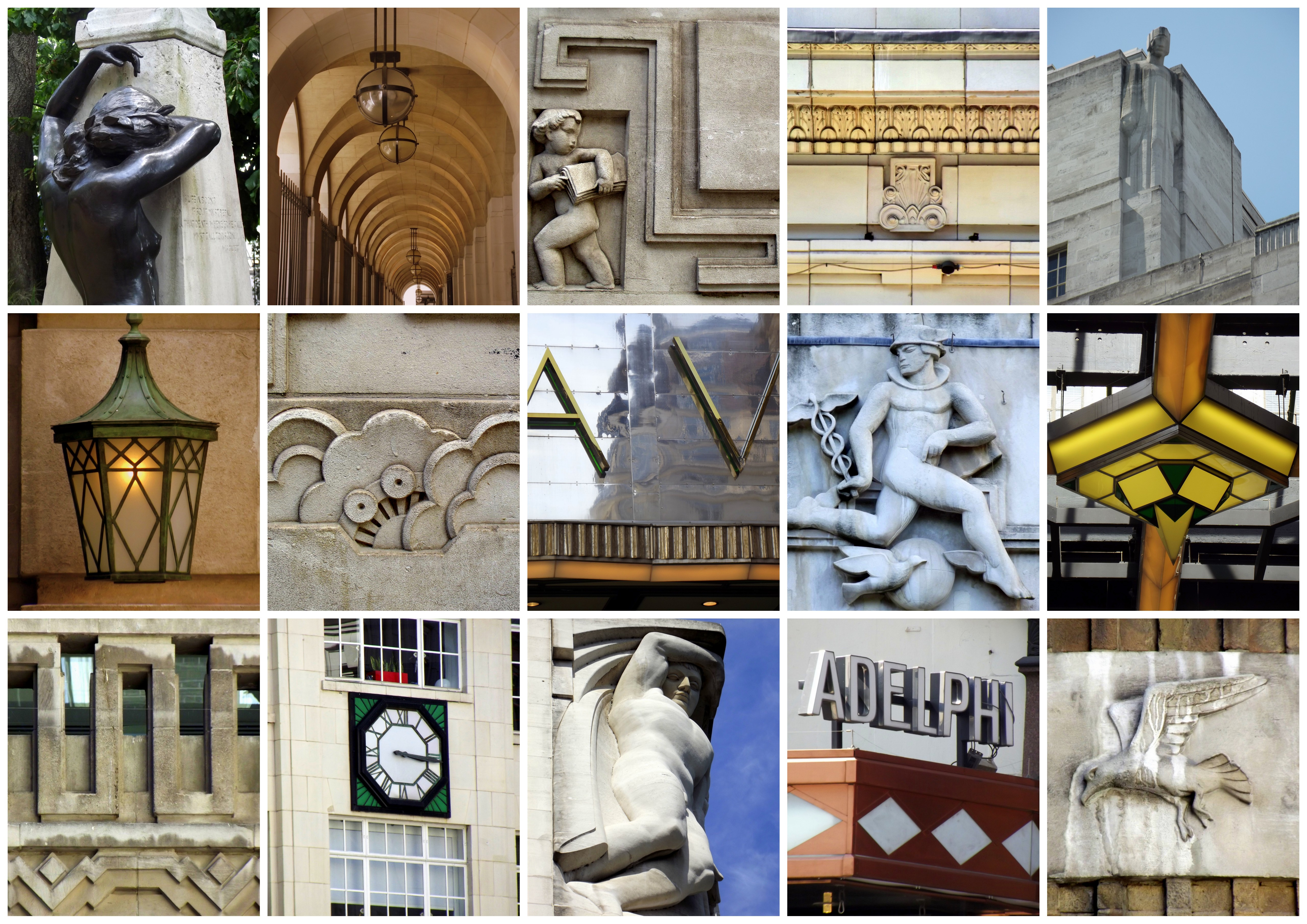 Art Deco in the Strand | London Unravelled